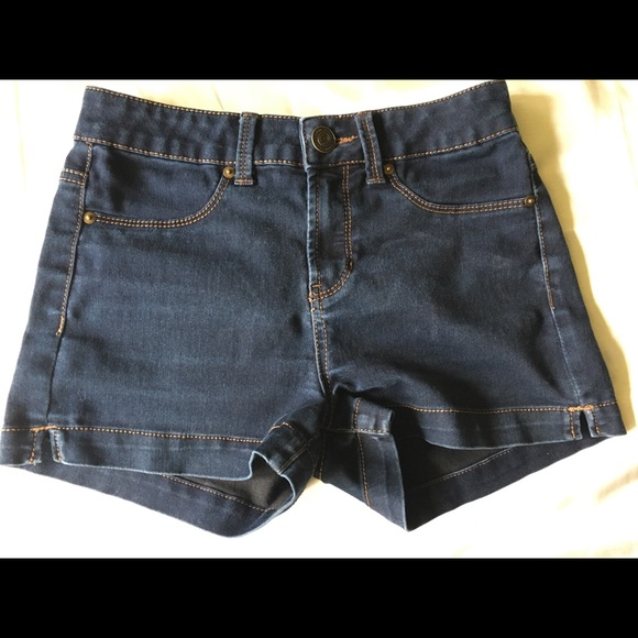 SO Pants - EUC Juniors denim shorts